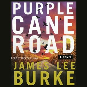 Purple Cane Road audiobook cover art