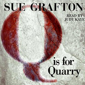 Q is for Quarry audiobook cover art