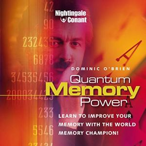Quantum Memory audiobook cover art