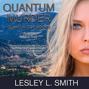 Quantum Murder audiobook cover art