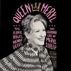 Queen Meryl audiobook cover art