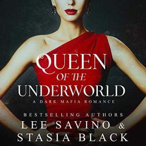 Queen of the Underworld audiobook cover art