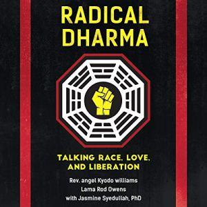 Radical Dharma audiobook cover art