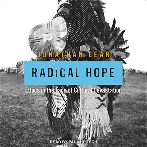 Radical Hope audiobook cover art