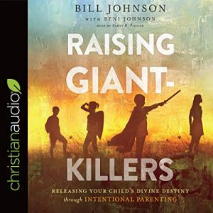 Raising Giant-Killers audiobook cover art