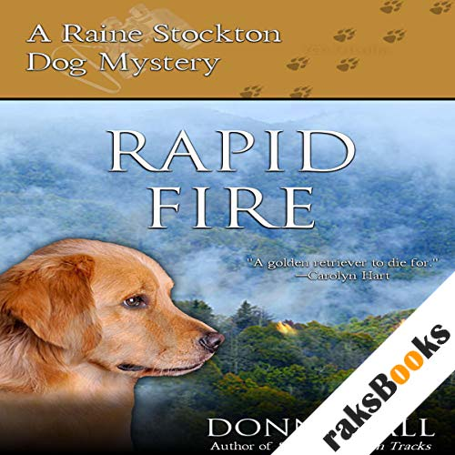 Rapid Fire audiobook cover art