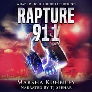 Rapture 911 audiobook cover art