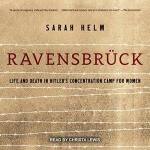 Ravensbruck audiobook cover art