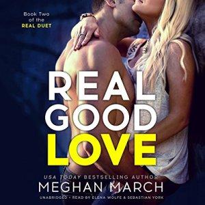 Real Good Love audiobook cover art