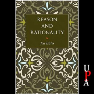 Reason and Rationality audiobook cover art