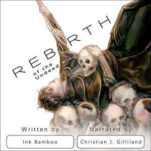 Rebirth of the Undead King, Book 1 audiobook cover art
