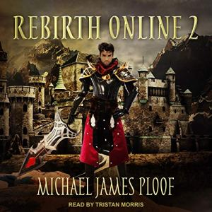 Rebirth Online 2 audiobook cover art