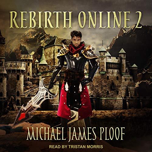 Rebirth Online 2 audiobook cover art