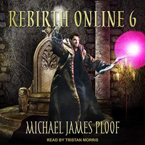 Rebirth Online 6 audiobook cover art