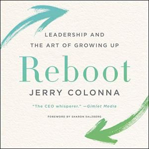Reboot audiobook cover art