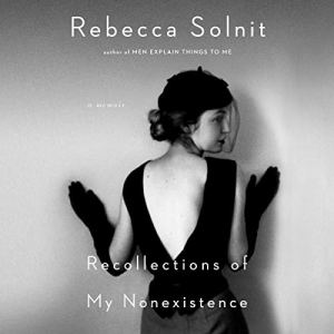 Recollections of My Nonexistence audiobook cover art