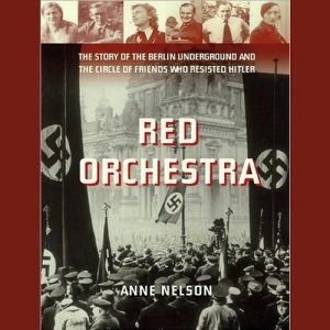Red Orchestra audiobook cover art