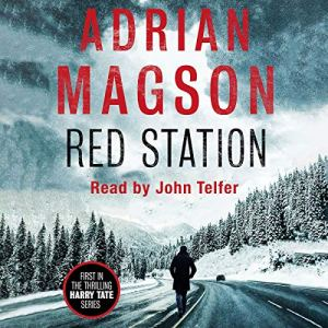 Red Station audiobook cover art