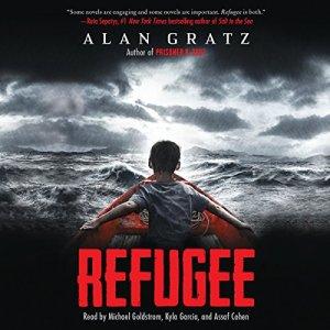 Refugee audiobook cover art