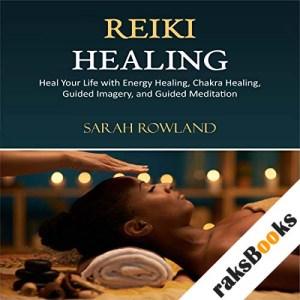 Reiki Healing audiobook cover art