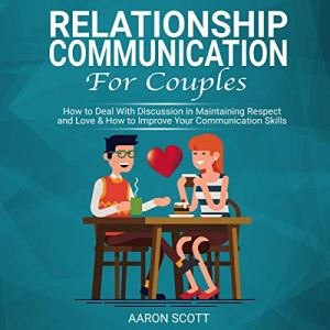 Relationship Communication for Couples audiobook cover art