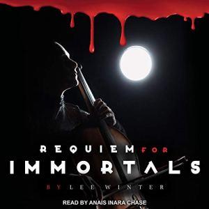 Requiem for Immortals audiobook cover art
