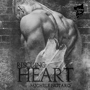 Rescuing His Heart audiobook cover art