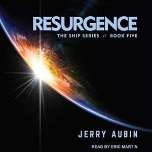 Resurgence audiobook cover art