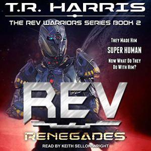 REV: Renegades audiobook cover art