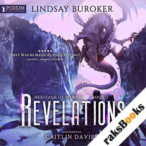 Revelations audiobook cover art