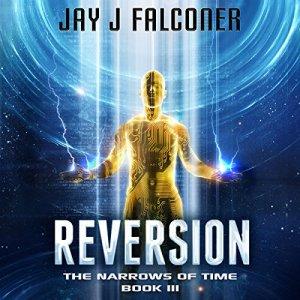 Reversion audiobook cover art