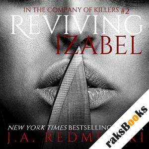 Reviving Izabel audiobook cover art