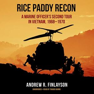 Rice Paddy Recon audiobook cover art