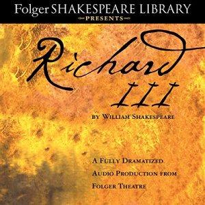 Richard III audiobook cover art