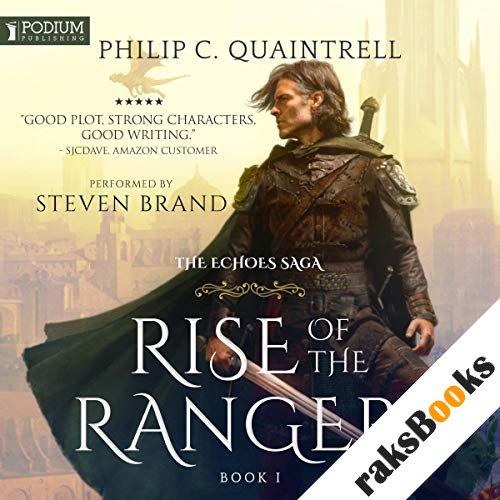 Rise of the Ranger audiobook cover art