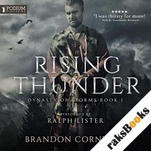 Rising Thunder audiobook cover art