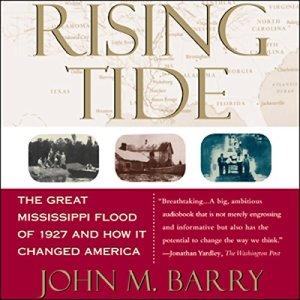 Rising Tide audiobook cover art