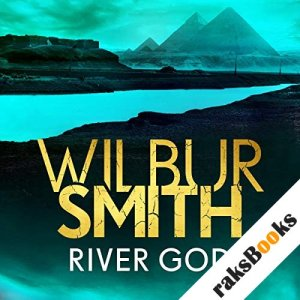 River God audiobook cover art