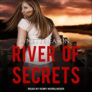 River of Secrets audiobook cover art