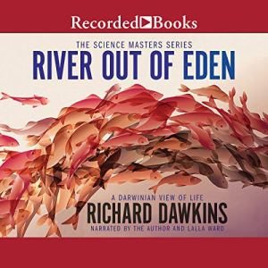 River out of Eden audiobook cover art