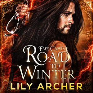 Road to Winter audiobook cover art