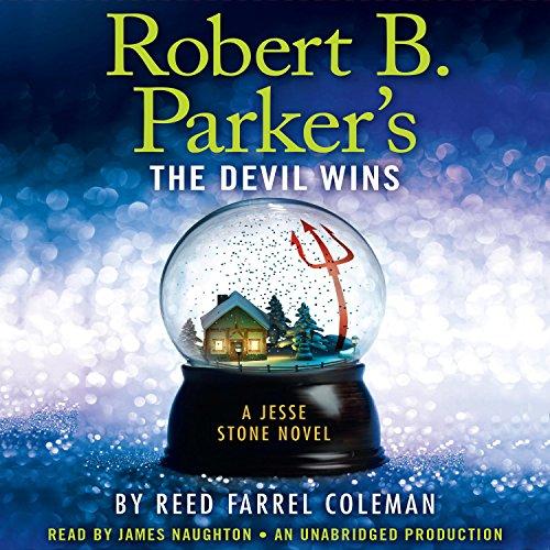 Robert B. Parker's The Devil Wins audiobook cover art
