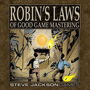 Robin's Laws of Good Game Mastering audiobook cover art