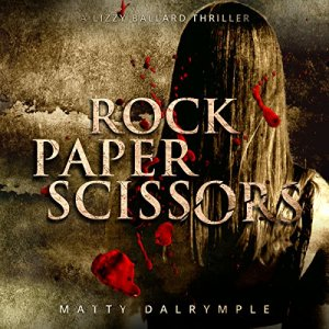 Rock Paper Scissors audiobook cover art
