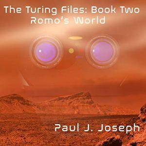 Romo's World audiobook cover art