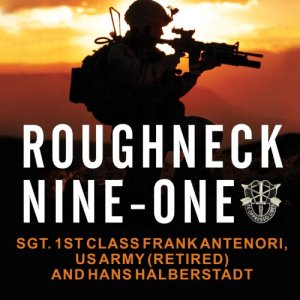 Roughneck Nine-One audiobook cover art