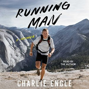 Running Man audiobook cover art