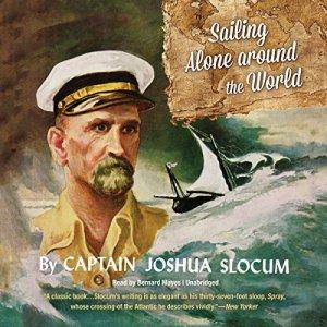 Sailing Alone Around the World audiobook cover art