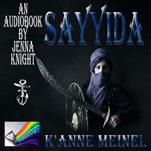 Sayyida audiobook cover art