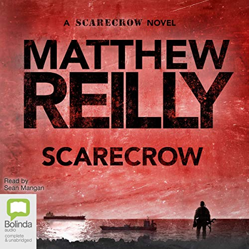 Scarecrow audiobook cover art